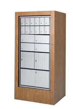 Rotary for (4) 2200/2900 Series PO Boxes