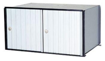 Double-Door Box Module
