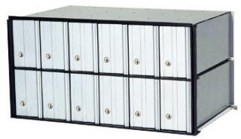 Twelve-Door Box Module