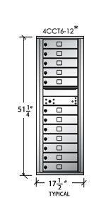 4C Front Loading, Single Column