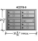 4C Front Loading, Double Column