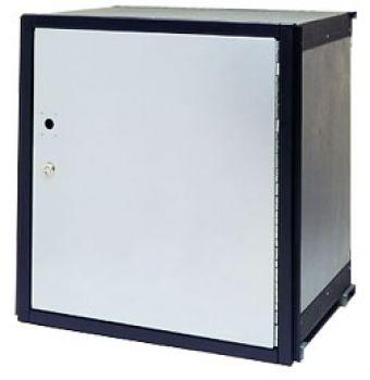 Large Door Parcel Locker with Open Back