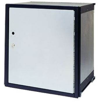 Large Door Parcel Locker with Closed Back