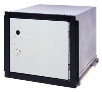 Single Door Parcel Locker with Open Back