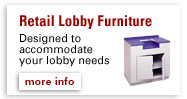 Retail Lobby Furniture