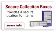 Secure Collection Boxes